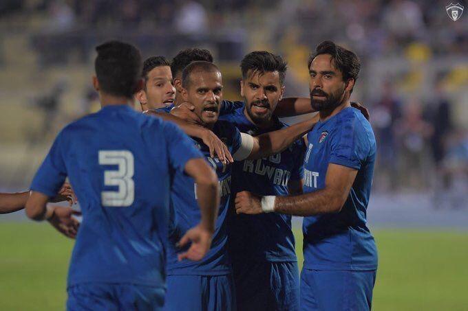 الكويت تفوز على السعودية بهدفين ضمن بطولة اتحاد غرب آسيا