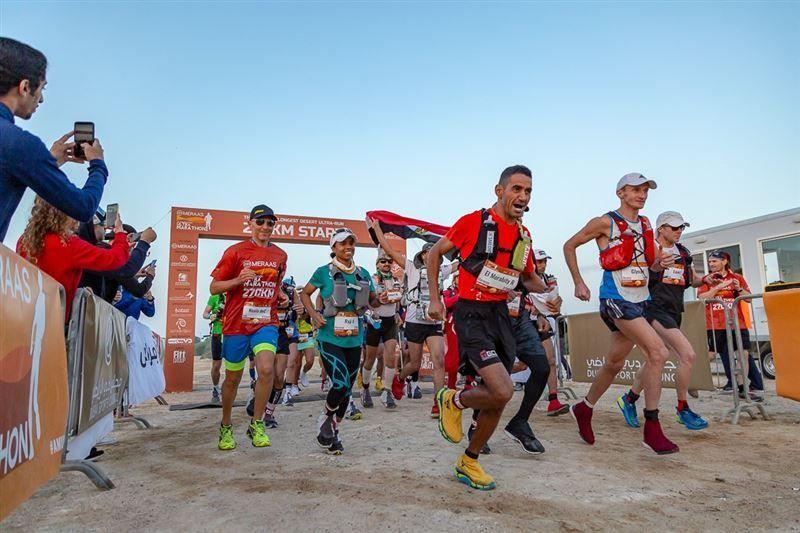 دبي تعتمد النسخة الثانية لأطول سباق قدرة صحراوي في العالم