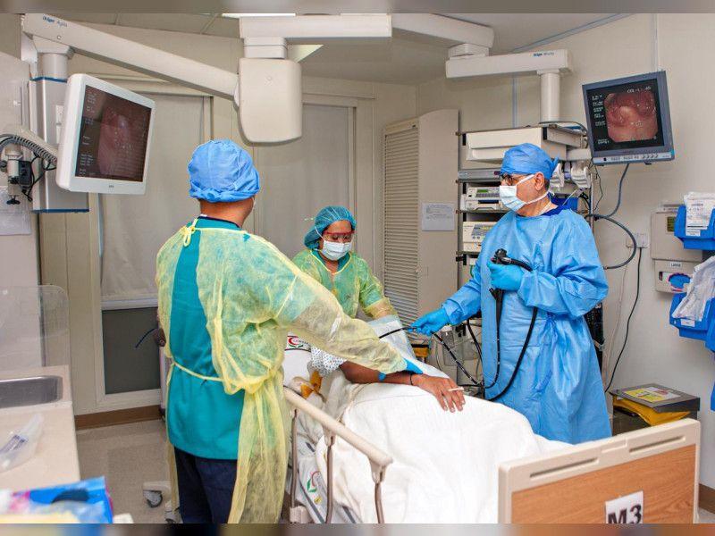 أبوظبي: مستشفى توام  يطلق تقنية جديدة لإستئصال حصيات القنوات المرارية
