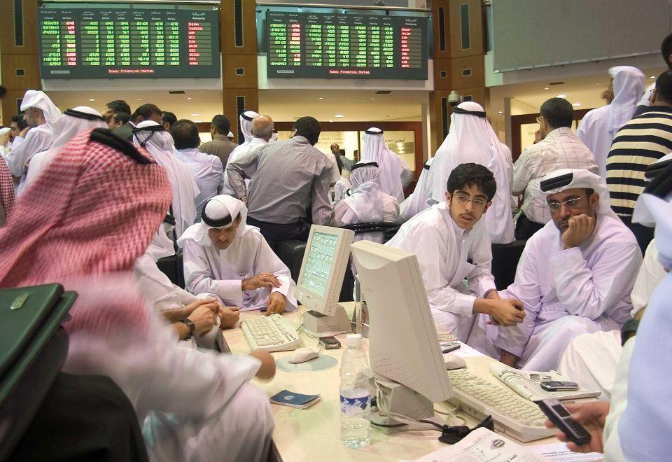 القطاع المالي يقود بورصات الخليج للارتفاع مع تراجع مخاوف الحرب التجارية