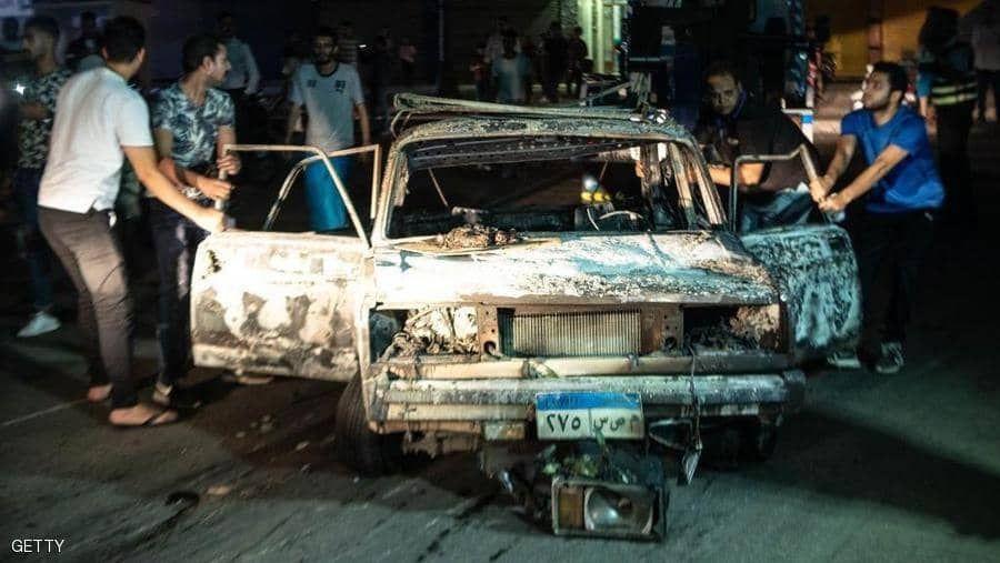 مصر: الكشف عن هوية منفذ تفجير معهد الأورام الإرهابي