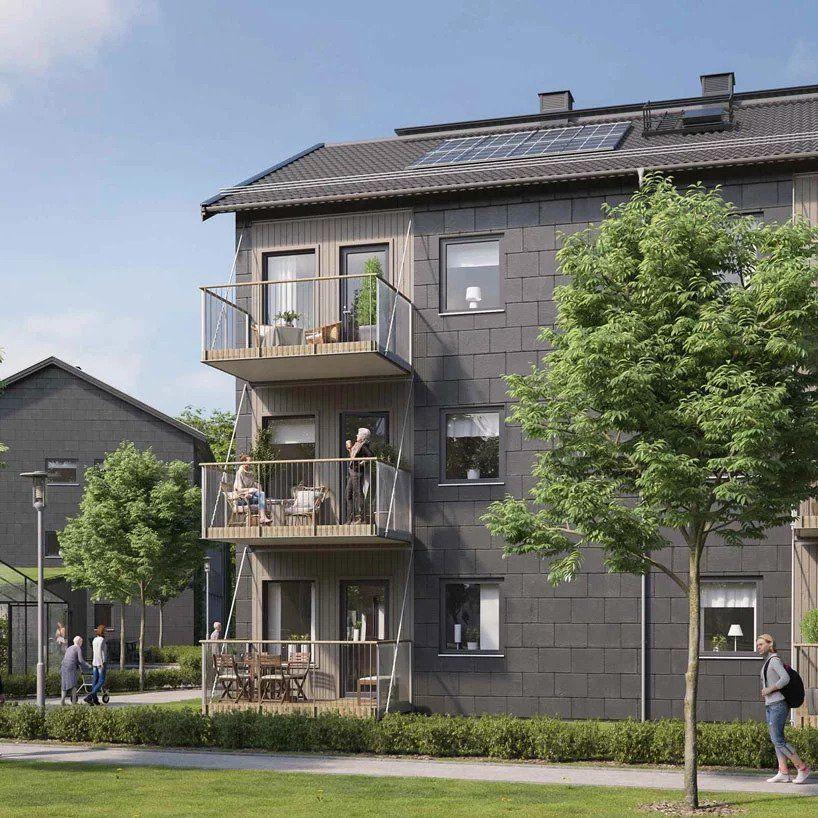 بالصور : منازل مخصصة لمرضى الزهايمر من IKEA