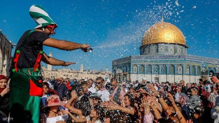 بالصور : عيد الأضحى حول العالم