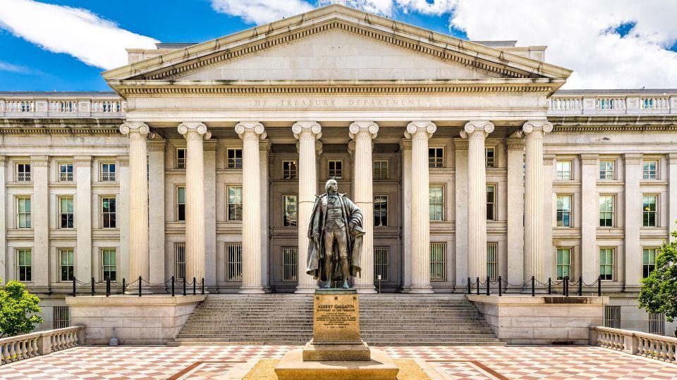 عوائد سندات الخزانة الأمريكية تهبط لمستويات قياسية