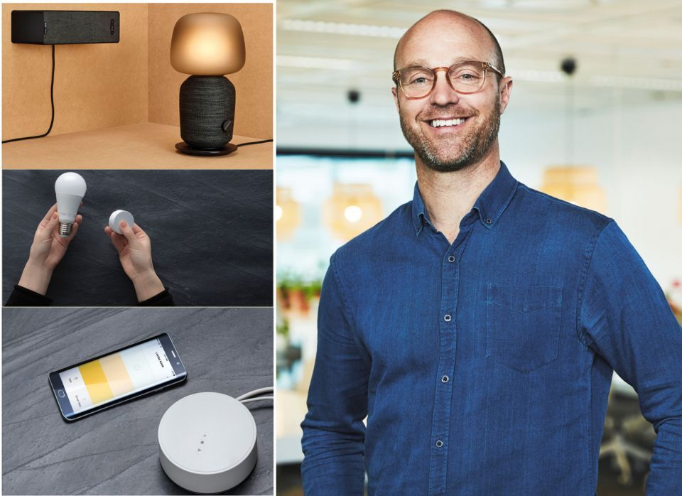 آيكيا تنافس غوغل وأمازون بمنتجات المنزل الذكي