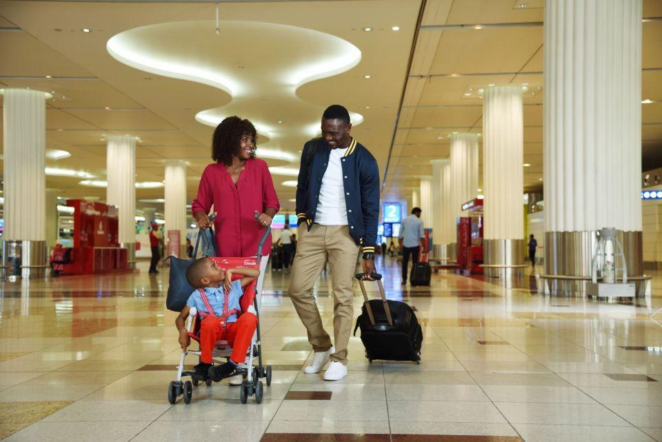 طيران الإمارات تستعد لوصول 500 ألف مسافر إلى دبي