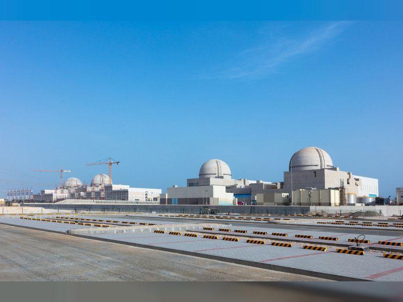 الإمارات: نجاح إجراءات التشغيل لاختبار الأداء الحراري للمحطة الثالثة في براكة