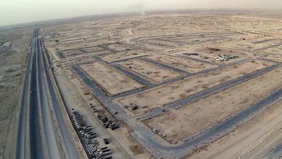 صرف 25 مليون من إيرادات رسوم الأراضي البيضاء لمشروع إسكان شمال الرياض