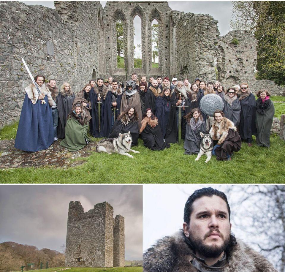 ارتفاع عدد السياح من الإمارات  إلى إيرلندا بفضل مسلسل تلفزيوني
