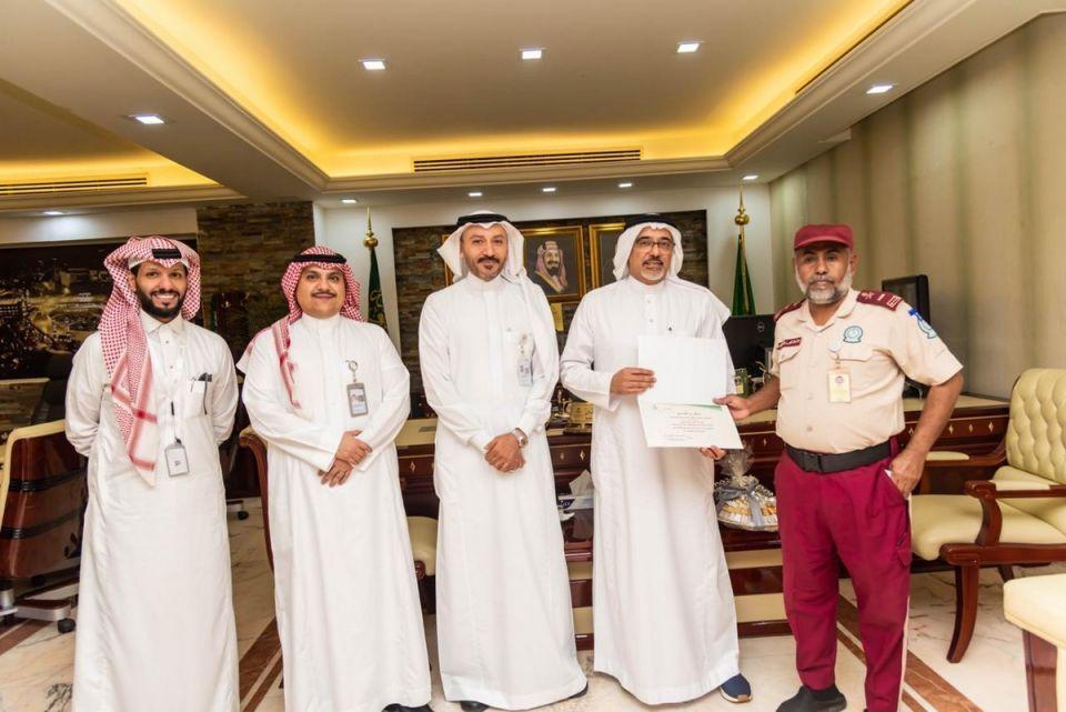 حارس أمن سعودي يحبط محاولة حرق مستشفى حكومي