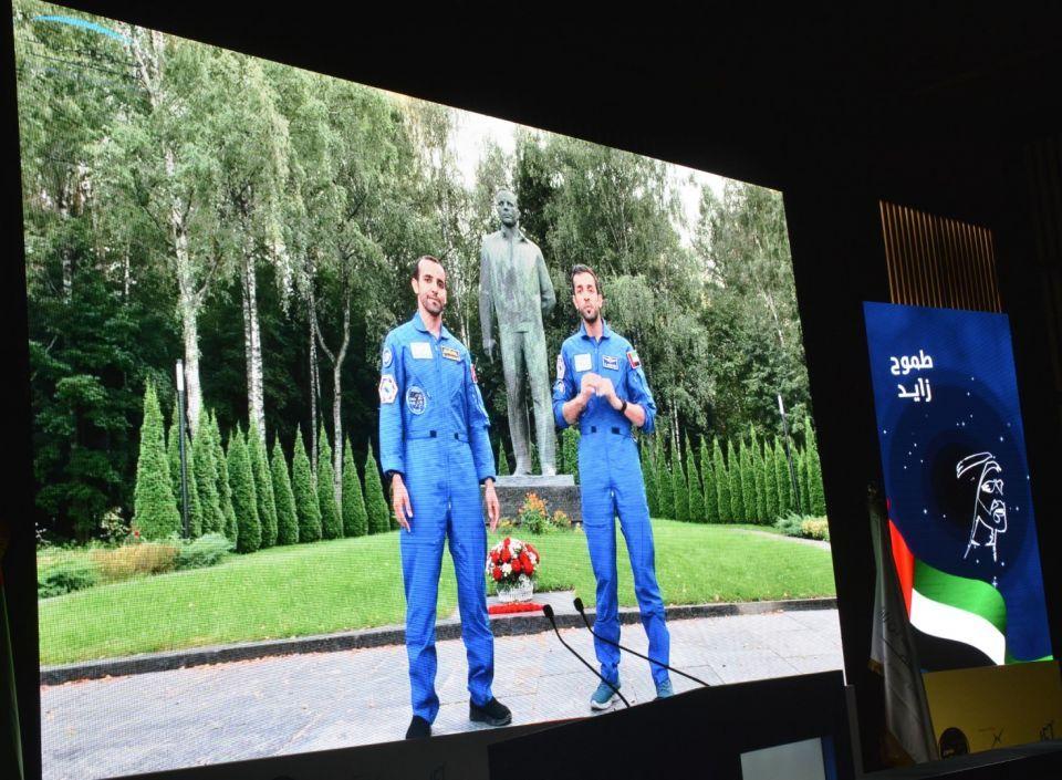 تفاصيل مهمة إرسال أول رائد فضاء إماراتي إلى محطة الفضاء الدولية