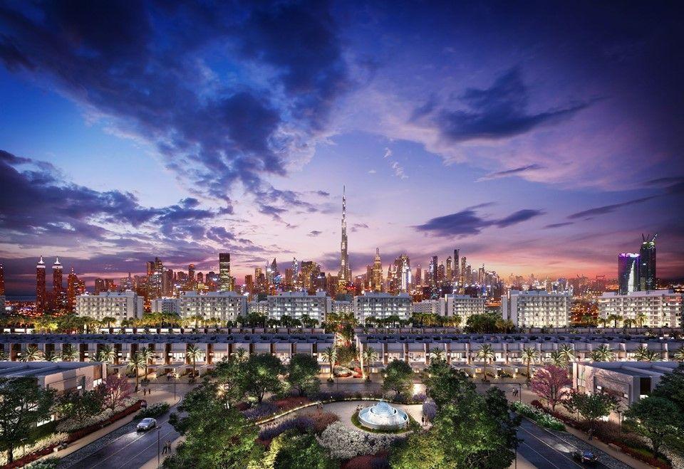 ماج للتطوير تعين مجموعة صينية لبناء المرحلة الأولى من مشروعها في الحي 7 بدبي