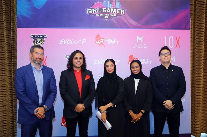دبي تستضيف مهرجان «غيرل غيمَر» للألعاب الافتراضية النسائية