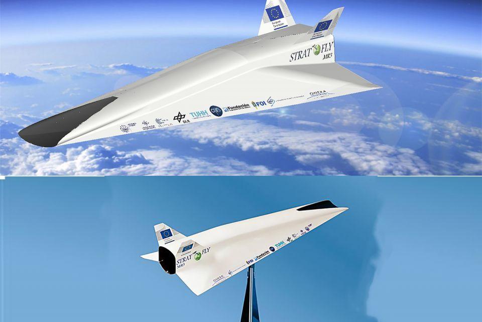 بالصور : ستارتوفلي إم آر 3 طائرة فائقة السرعة
