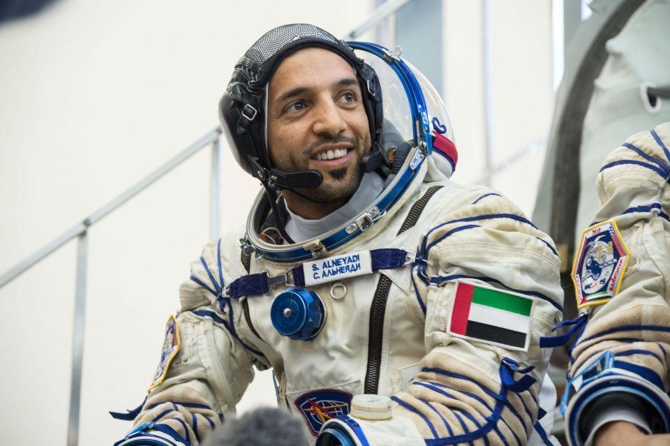 رائدا الفضاء الإماراتيان يجتازان الاختبارات النهائية في موسكو