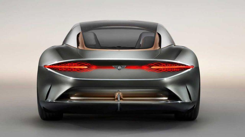 بالصور : EXP 100 GT من بنتلي الجديدة تمثل مستقبل السيارات الفاخرة