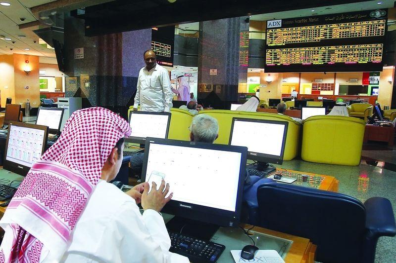 الإمارات دبي الوطني يسجل ذروة 12 عاما ويقود دبي للارتفاع