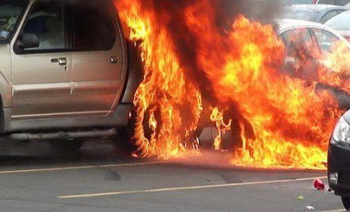 فيديو: شيخ يهدي سيارة لـ سبع سعودي أنقذ حيه من حريق
