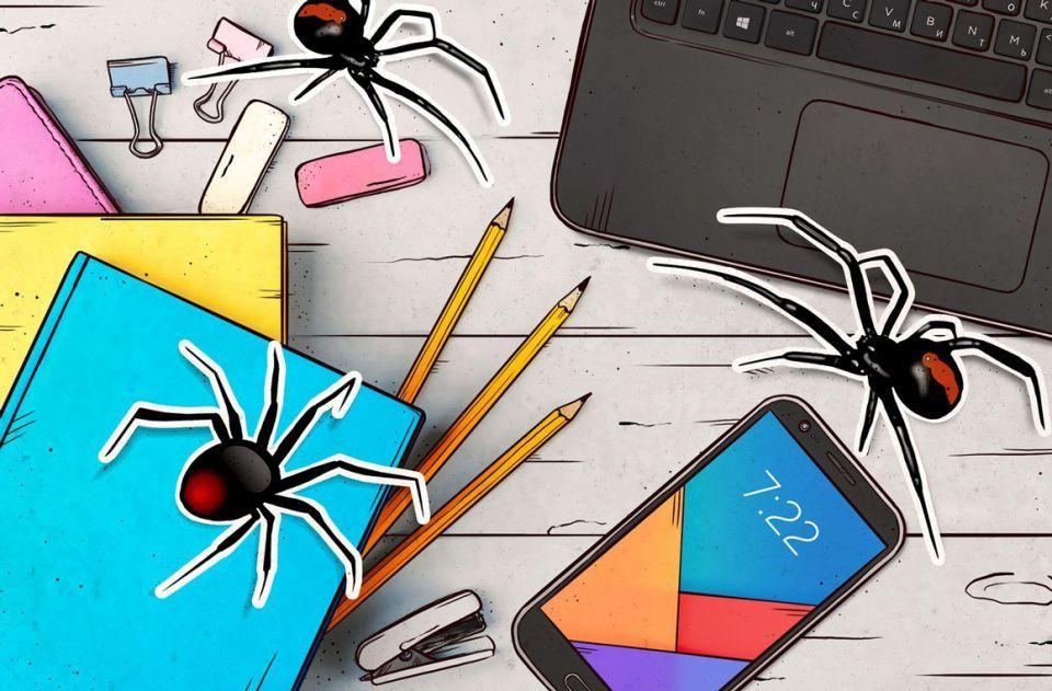 فيروسات في 50 ألف من الكتب الرقمية بموسم العودة إلى المدرسة