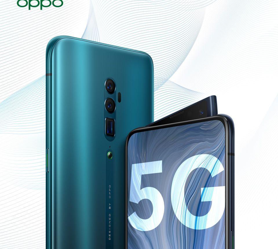 «أوبو» تطلق هاتفها الأول بتقنية الجيل الخامس في منطقة الخليج