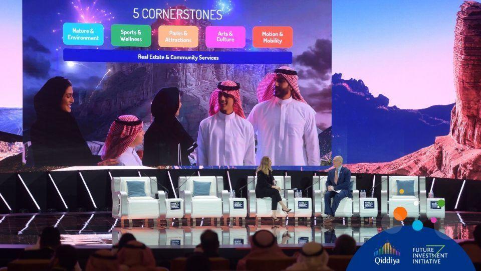موظف جديد يومياً.. القدية تحتفل بالموظف السعودي رقم 200 في الشركة