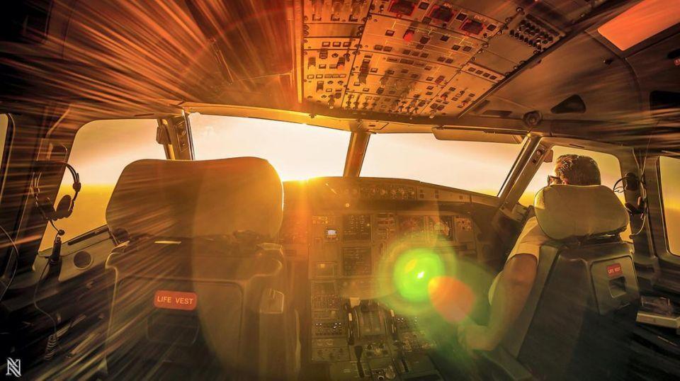 صور مذهلة لدبي من عدسة طيار