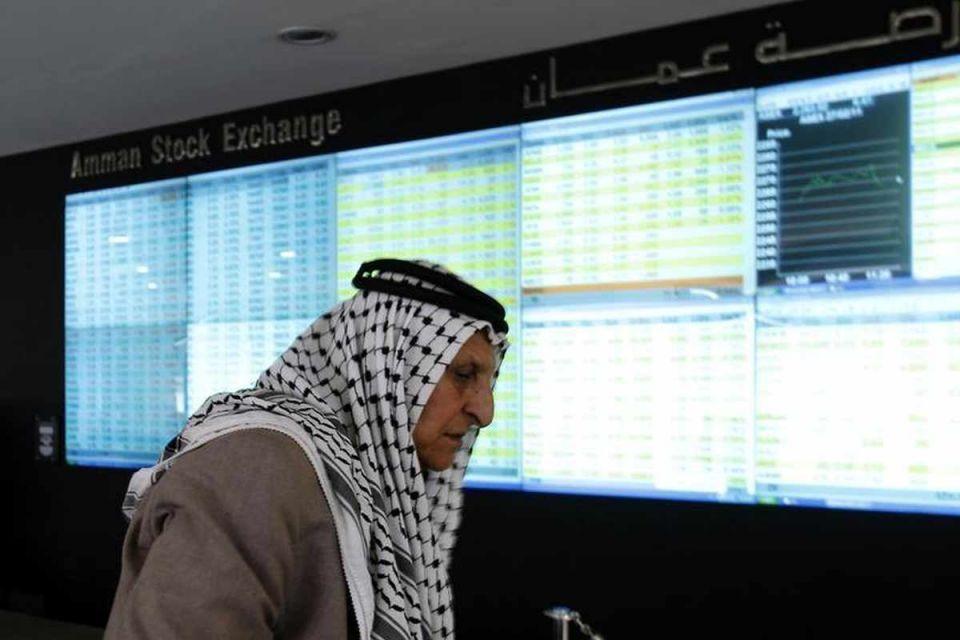 السعوديون أكثر المستثمرين الأجانب في الأسهم الأردنية