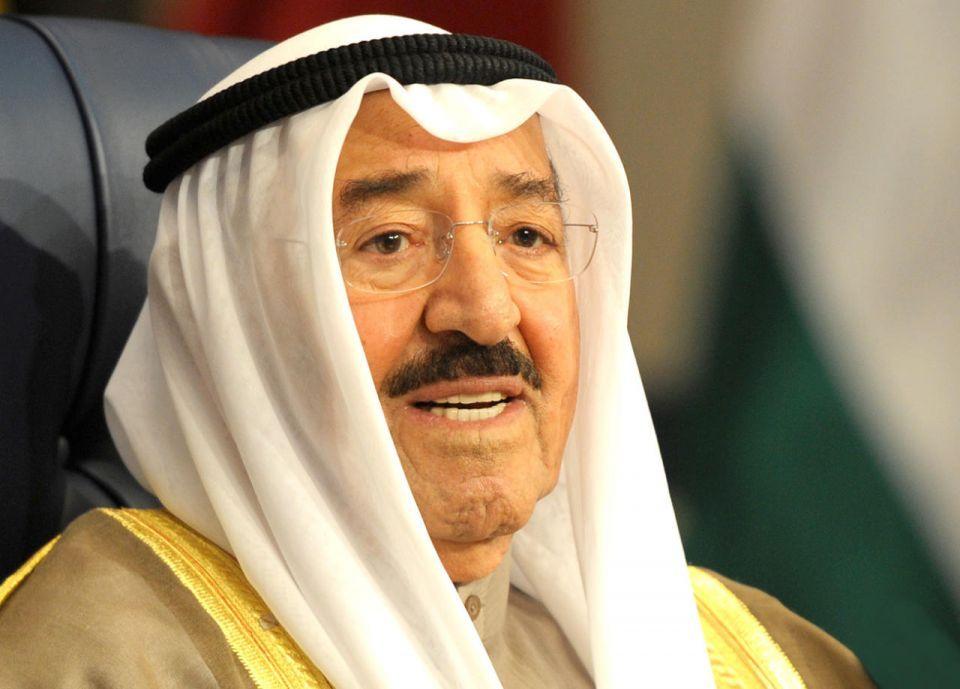 أمير الكويت يدخل المستشفى في أمريكا وتأجيل لقاءه مع ترامب