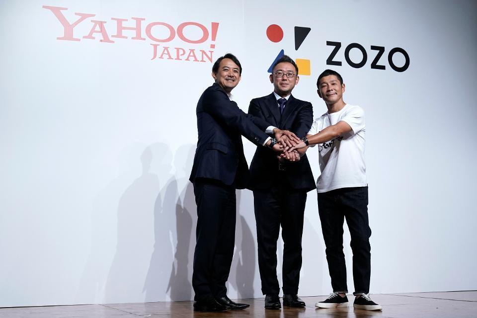 ياهو اليابان تعرض شراء متجر الملابس الإلكتروني زوزو مقابل 3.7 مليار دولار