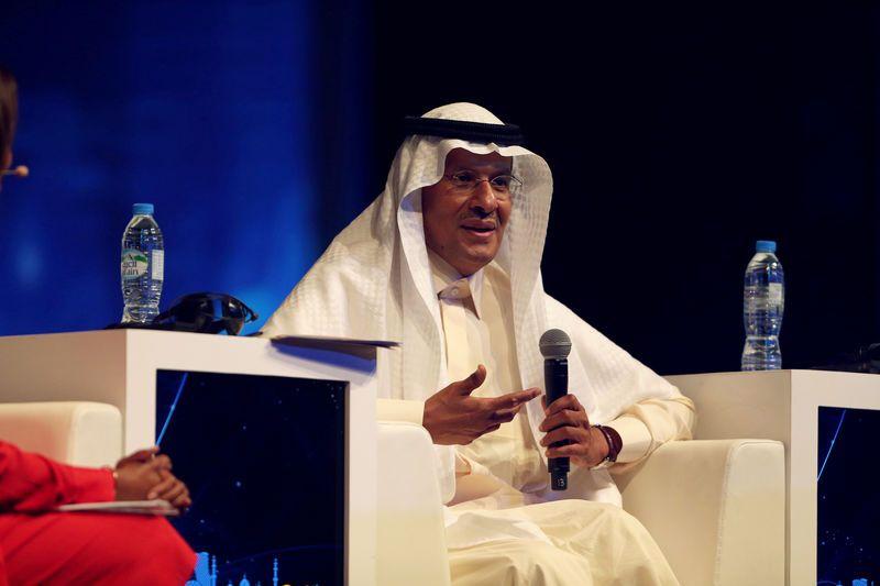وزير الطاقة السعودي: المعروض النفطي عاد بالكامل