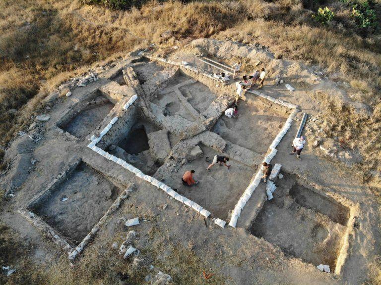اكتشاف بلدة مصرية عمرها 5000 سنة في فلسطين