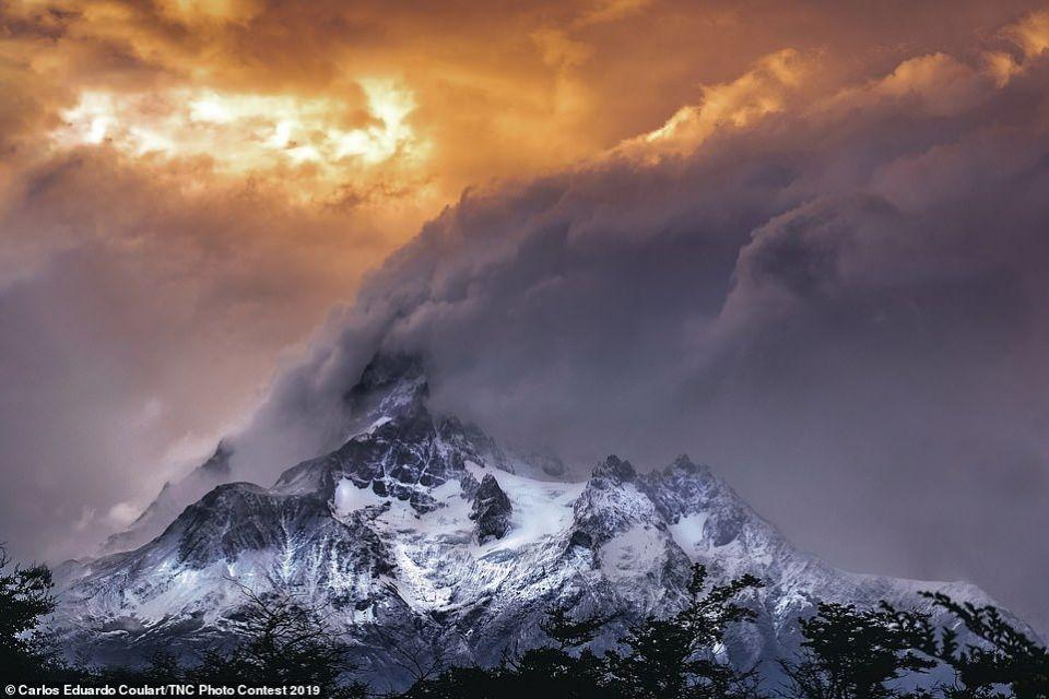 بالصور : المشاركات الفائزة في مسابقة صور الطبيعة