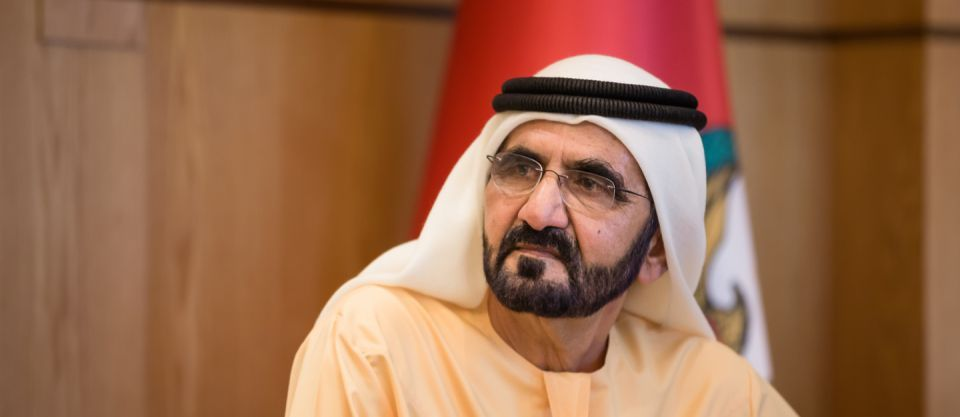 حاكم دبي: مكافآت للمراكز الحكومية الأفضل وتغيير مدراء الأسوأ وإعادة تأهيل الإداريين