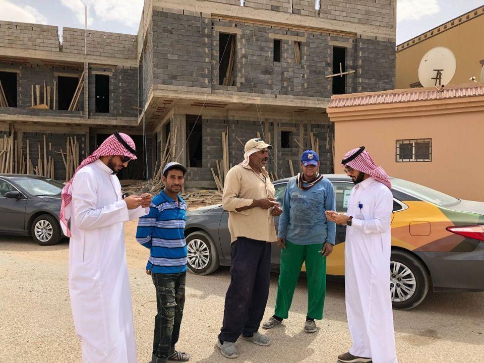 انتهاء تطبيق قرار حظر العمل تحت أشعة الشمس في السعودية
