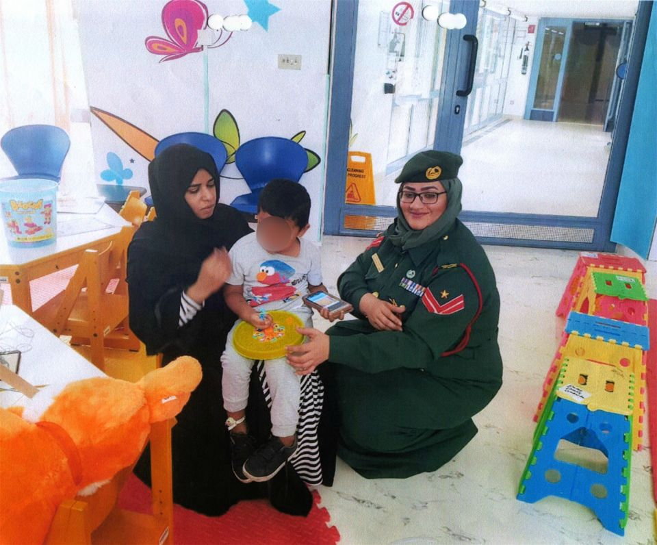 شرطة دبي تتكفل برعاية طفل إلى حين قضاء والديه فترة محكوميتهما