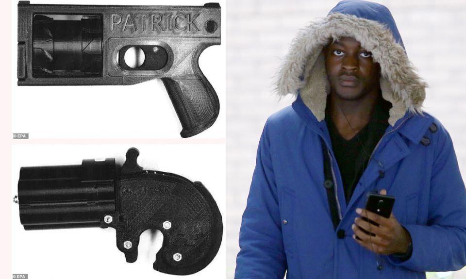 طباعة ثلاثية الأبعاد لمسدس تتسبب لأول مرة بالسجن ثلاث سنوات لطالب