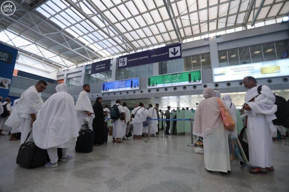 المطارات السعودية توفر 527 ألف وظيفة للمواطنين