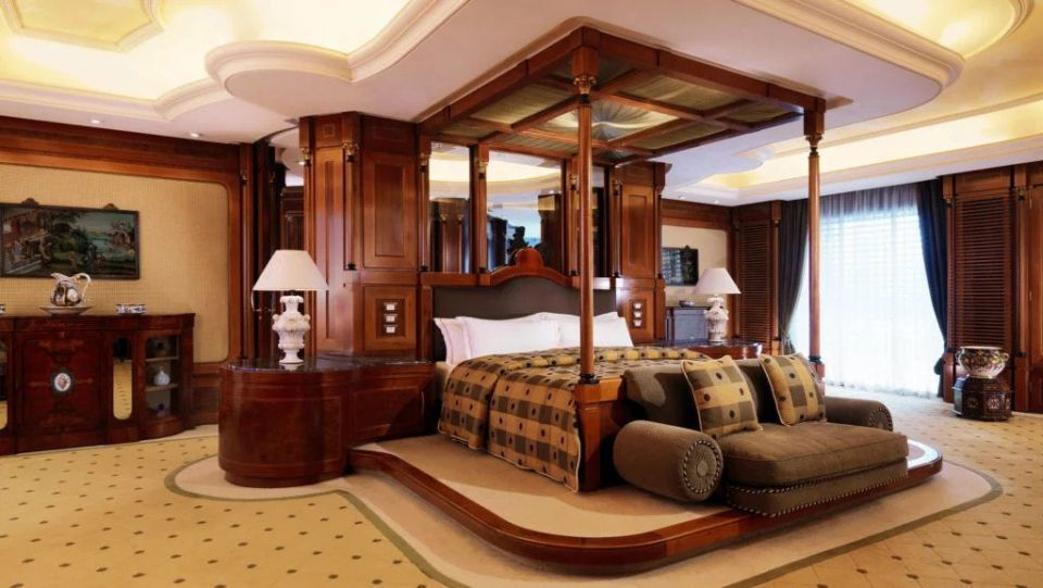بالصور : نظرة داخل أكبر جناح فندقي في العالم في لبنان