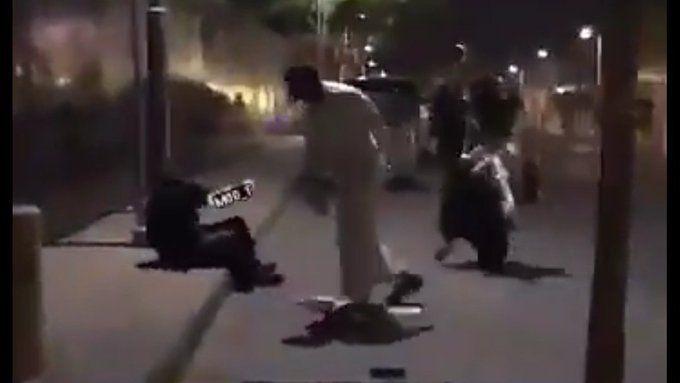 فيديو: رجل يعتدي علي بنت يتصدر الترند السعودي