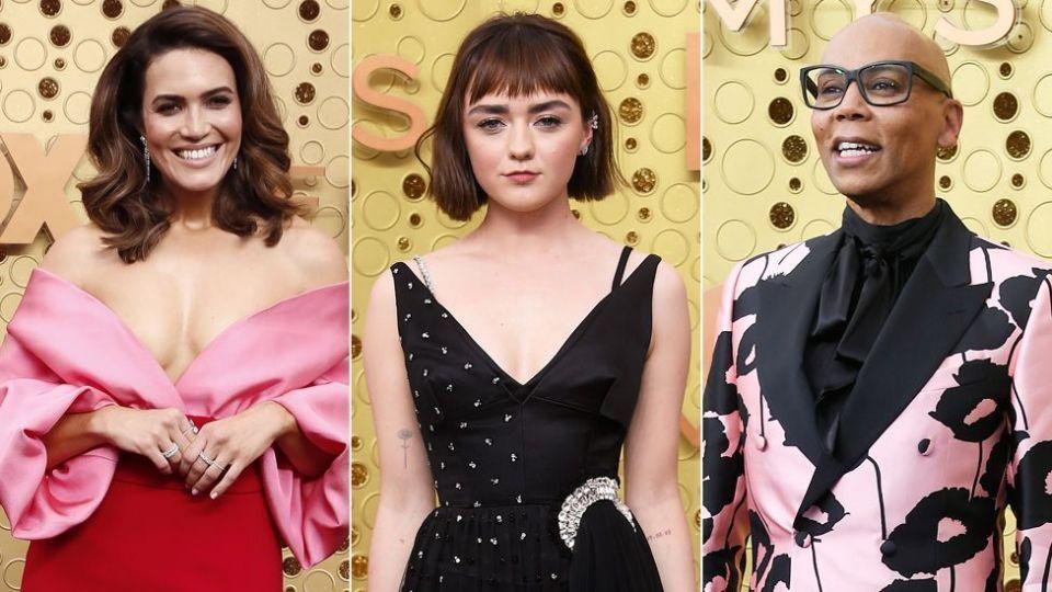 بالصور : أزياء النجوم تخطف الأنظار في حفل جوائز إيمي 2019