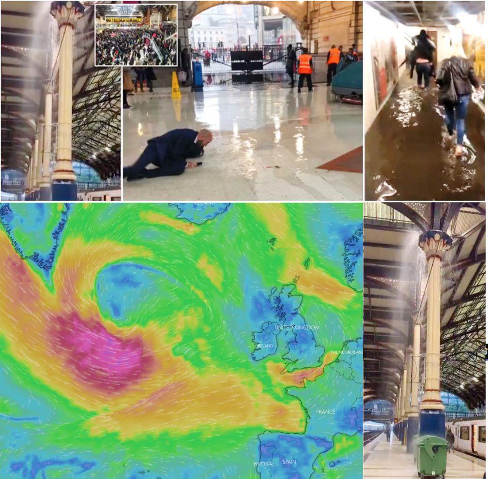 تحذيرات لسكان لندن من فيضانات مميتة