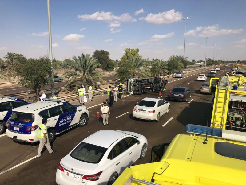 شرطة أبوظبي تطلق «مسرعاً» لخفض وفيات الحوادث