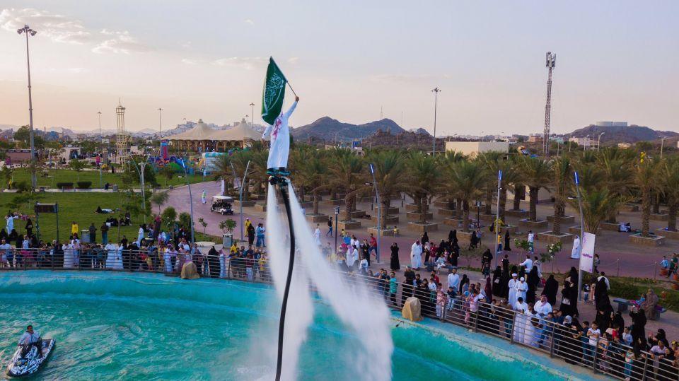 السعودية تفتح أبوابها لسياح العالم
