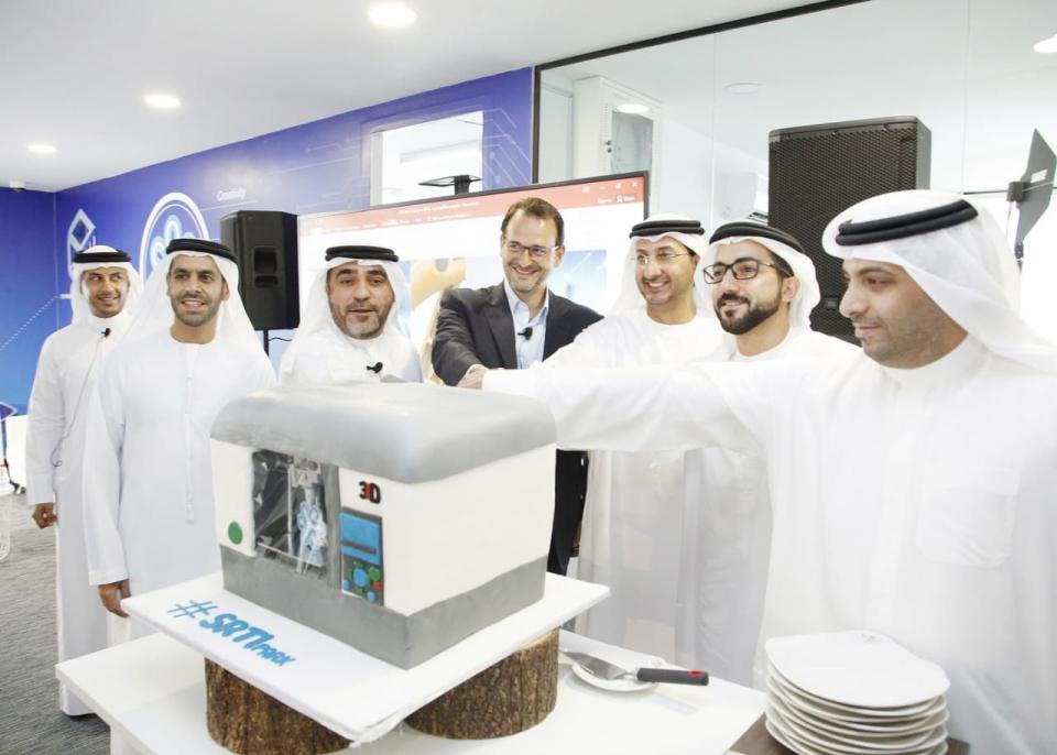 إطلاق أول منشأة تجارية للطباعة المعدنية ثلاثية الأبعاد في الشارقة