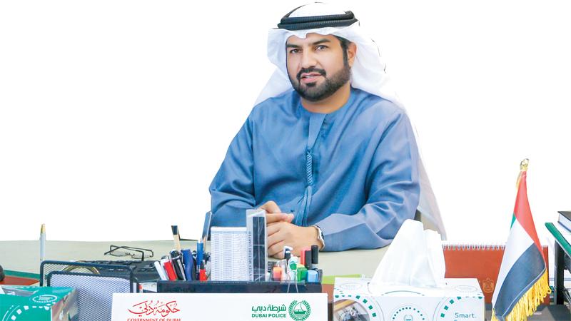 شرطة دبي توفر خدمة استرجاع حسابات التواصل والبريد الإلكتروني المقرصنة