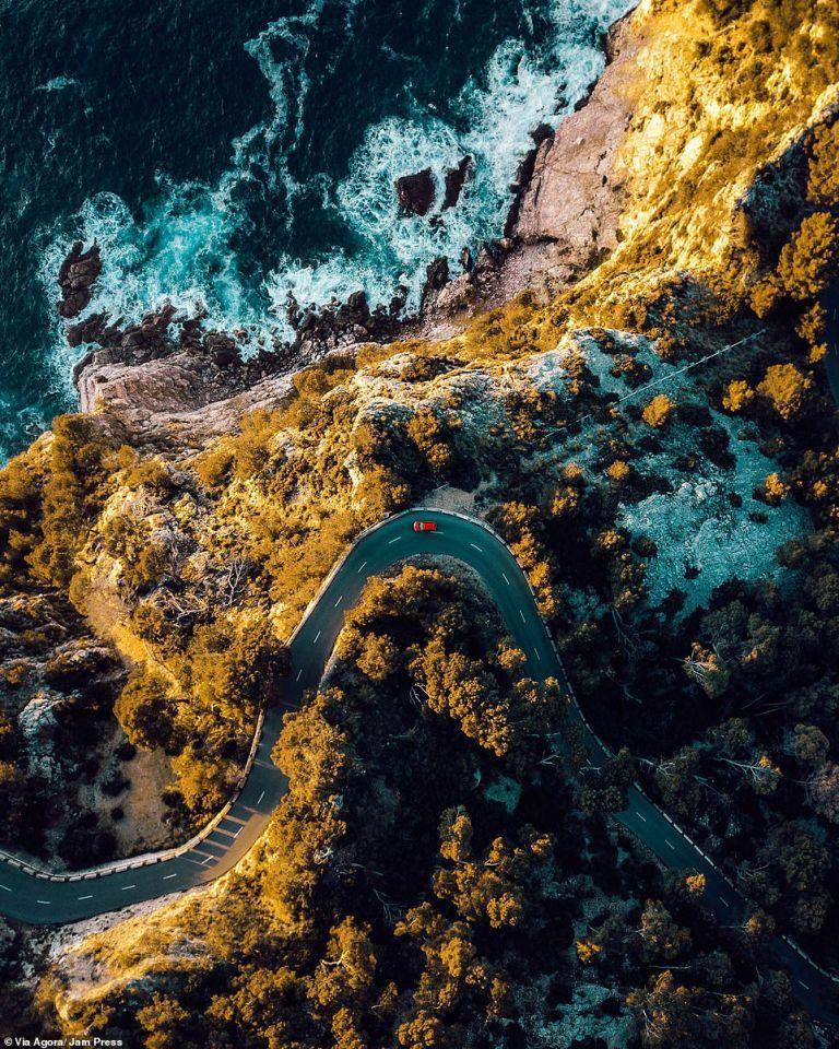 25 صورة مذهلة حول العالم من مسابقة الترحال 2019