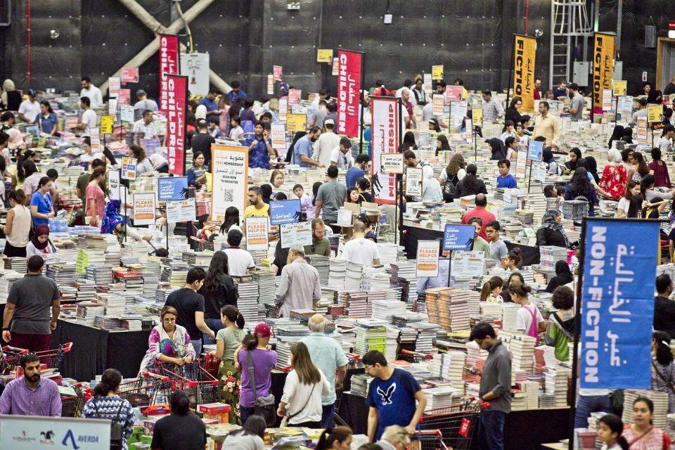 3 ملايين كتاب تحت سقف واحد في دبي.. «بيغ باد وولف» يفتتح 10 اكتوبر