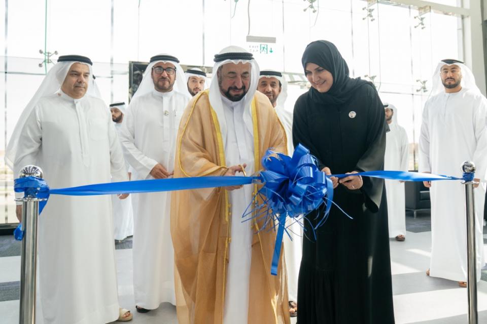 بالصور.. سلطان القاسمي يفتتح المقر الجديد لهيئة الشارقة للتعليم الخاص
