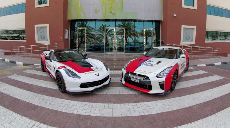 دبي الأولى عربياً في استخدام سيارات السباقات في الإنقاذ