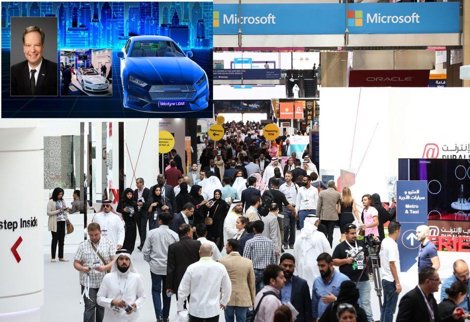 انطلاق أسبوع جيتكس للتقنية بحضور أهم المبتكرين العالميين أصحاب الرؤى ومهندسي التقنيات المستقبلية
